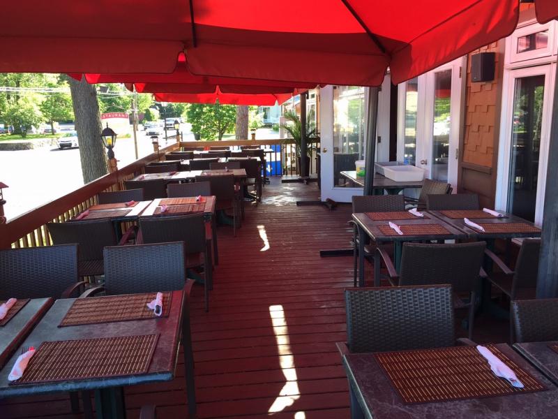 Notre restaurant | été